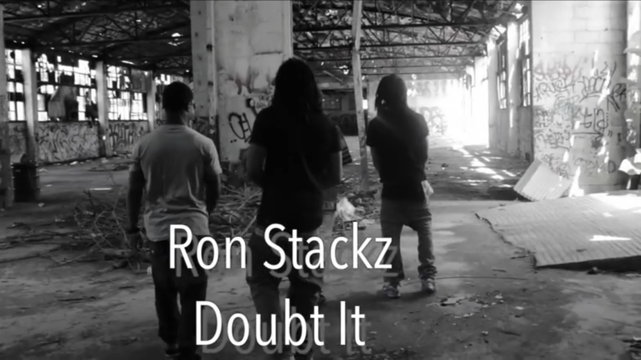 Ron Stackz – Doubt It (Prod. by Zap Beats) Visual