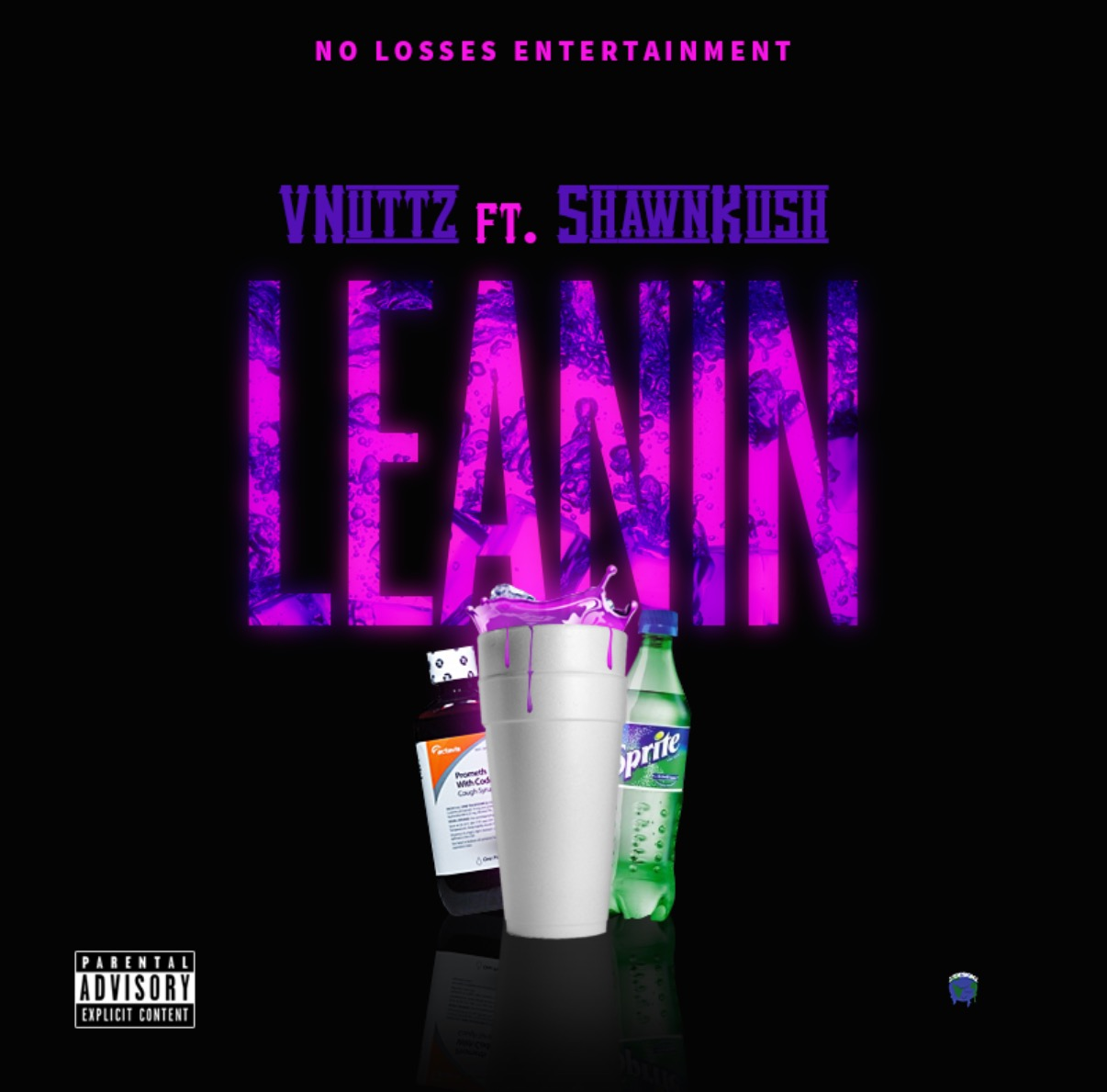 VNuttz ft Shawn Kush – Leanin
