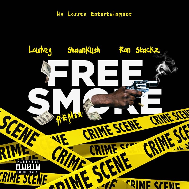 LowKey x Shawn Kush x Ron Stackz – Free Smoke (Remix)