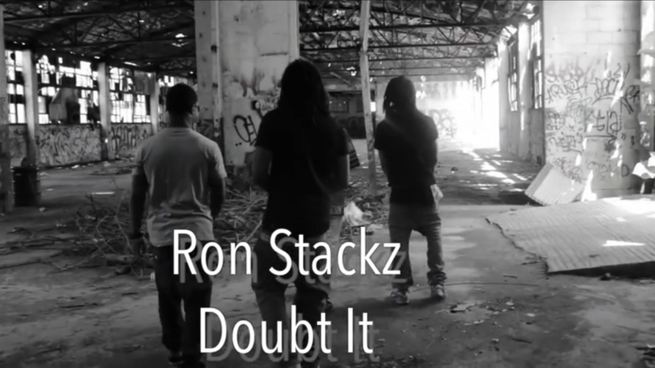 Ron Stackz – Doubt It (Prod. by Zap Beats) Visual